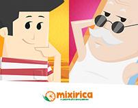 Mixirica - Balance