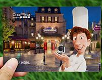 2015 - Go Pro HERO 4 Black x Disney