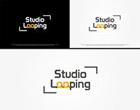 Studio Looping Logo (Brazilian Company)