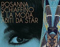Mostra Rosanna Schiaffino a Milano. Progetto grafico