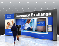 Forexchange Branches @ Luton Airport