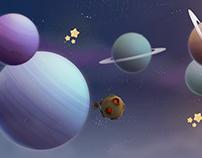 Cosmos concept art