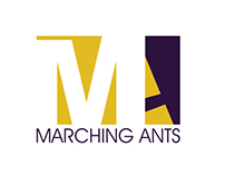 Marching Ants branding