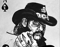 Lemmy Kilmister | Ace Of Spades.