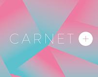 Carnet + branding