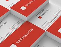 Vermillion Brand Identity Design