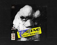 ASAP ROCKY - TESTING COVER ARTWORK