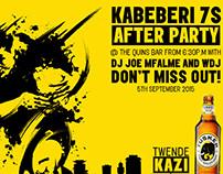 Tusker Lager Kabeberis 7s 2015