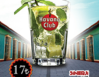 Sinerji Rock - Beverage Posters