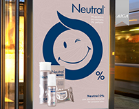 Artwork for Unilever and Neutral
