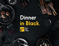Winterlicious by Interac: Dinner in Black