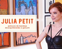 julia petit petiscos