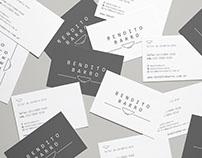 Bendito Barro - Diseño web y papelería