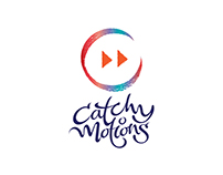 Logo Design & Branding for Catchy Motions.