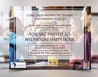Business Invitation / Flyer for Real Estate Event