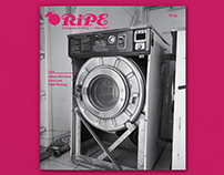 "Ripe Magazine, ""open"" issue"