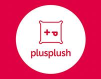 PLUSPLUSH ~ Naming/branding