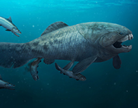 When monsters ruled the water: The Age of Fishes