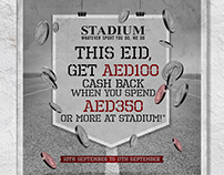 Stadium - Eid offer AD