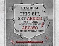 Stadium - Eid offer AD