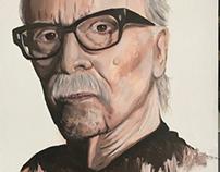 Portrait / John Carpenter