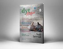 DytMagazin Dergisi Tasarımları