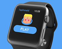 TapDonald/ watchOS and iOS Game