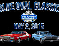 2015 FOAC Blue Oval Ford Classic