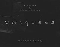 UNIQUSES // unique free pack