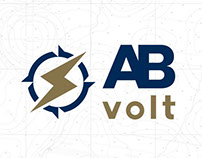 ABvolt - Brand restyling