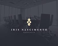 Iris Nascimento Advocacia - Branding
