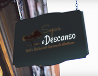 Sopas e Descanso, Hotel e Restaurante – IDENTIDADE & WE