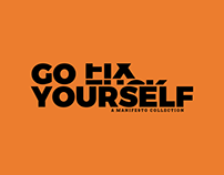 Go Fix Yourself Book