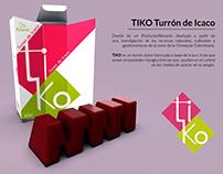 TIKO- Turrón de Icaco