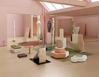 Atelier - Inspiration Room