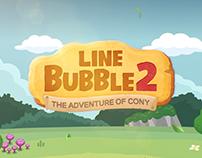 LINE BUBBLE 2 Promotion