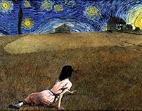 The struggling artist