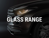 AGC Glass Range App