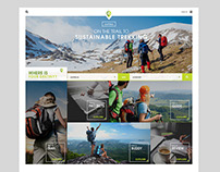Earth Hiking Directory