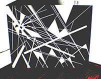 Mix Media Abstract I