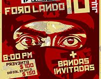 Tremenda Korte Tour 2015 Toluca
