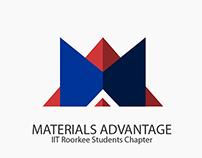 Logo entry for Materials Advantage IITR logo
