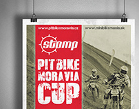 STOMP Pitbike MoraviaCup [poster]