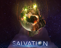 SALVATION TITLE DESIGN