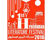 Logo Animate - Hyderabad Literature Festival