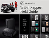MERCEDES-BENZ Tribal Rapport Field Guide