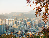 ABOVE SEOUL