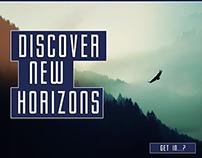 New Horizons [PART 1]