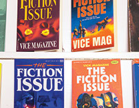 Vice Magazine's 11th Annual Fiction Issue
