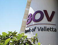 Bank of Valletta Rebranding